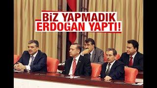 Süleyman Özışık : Biz yapmadık, Erdoğan yaptı!.. Sesli Makale