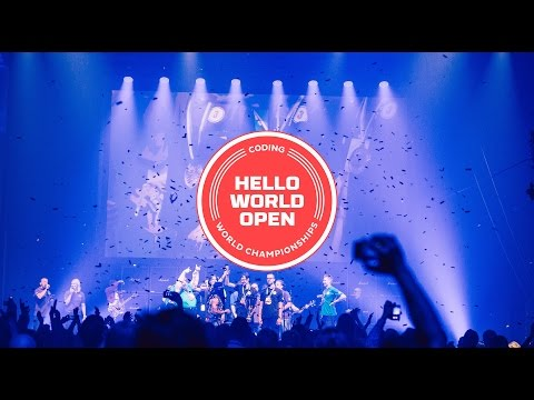 Hello World Open 2014 full English stream