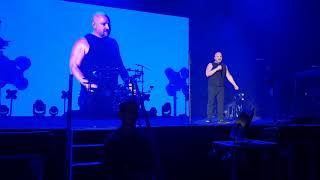 David Draiman Speech In Hebrew Live in Israel concert | English Sub