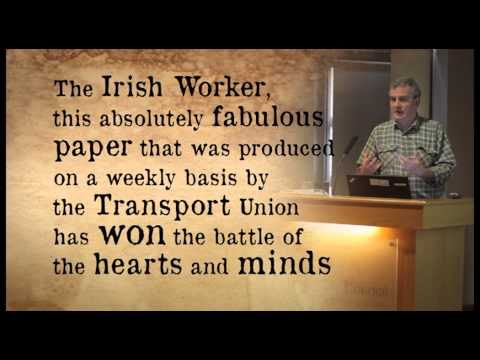 "T11 Francis Devine- "" The Irish worker"" newspaper"
