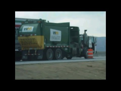Refuse Trucks of Colorado Part 1: Waste Management of Colorado Springs