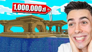 WILLA za 1,000,000 zł w Minecraft!