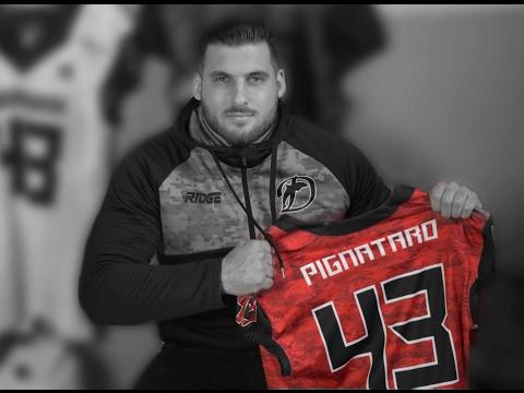 Interview Massimo Pignataro pour Actu Football Americain