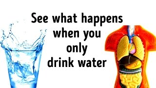 What Would Happen If You Replace All Drinks with Water? thumbnail