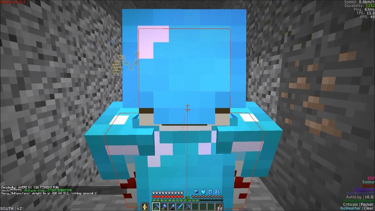 Advanced Minecraft - 2b2t - Season 11 Episode 7 - The Donkey Dupe!
