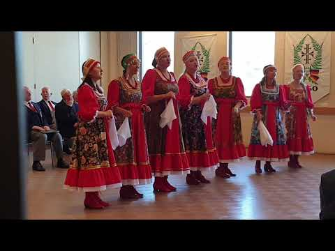 TRAIL VALI BAND - Russian and English folk songs - German Club - 14 September 2019(5)
