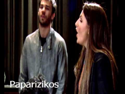 Helena Paparizou - Gyrna Me Sto Xtes (Piano Version)