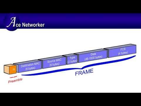 Ethernet Frame Format Explanation