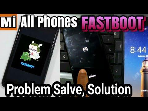 Mi Fastboot Problem kaise solve kare   Redmi mobile ka Fastboot problem solve kaise kare  #Fastboot