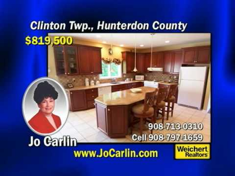 Hunterdon county New Jersey Cable TV real estate show