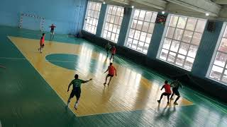 Чемпионат г Балаково по мини футболу на призы ТМ Милена ЛФК Фортуна Штурм 16 февраля 2020 г