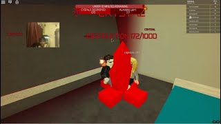 SURVIVE THE RED DRESS GIRL IN ROBLOX| ROBLOX| ROBLOX GAMES-Tinu Toys & Games