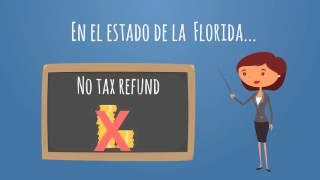 Cómo conseguir devolución de tax en Miami