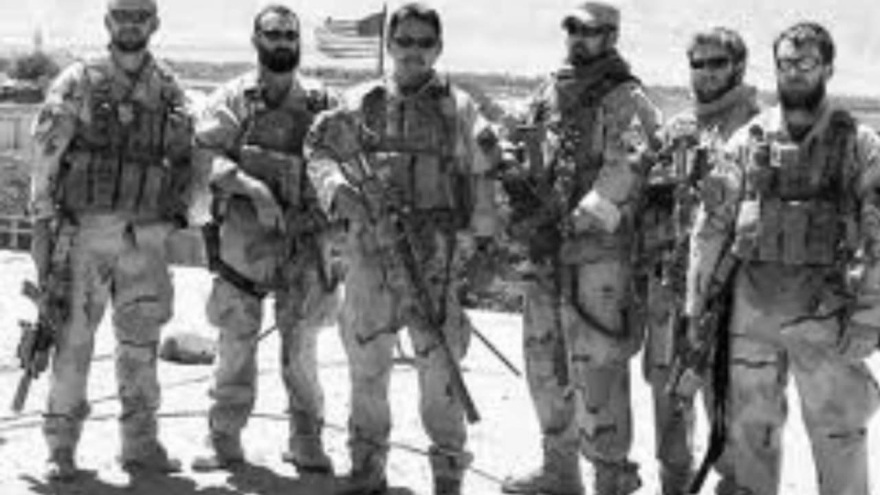 I Am A Seal Team Six Warrior - YouTube