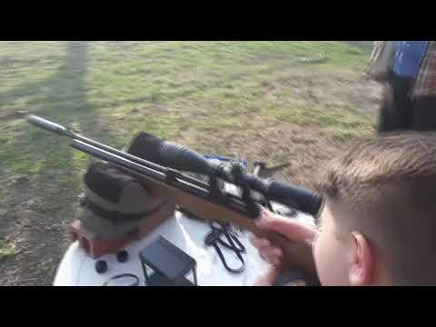 Diana stormrider Artemis pr900w 22 pcp airgun unboxing in