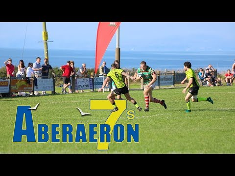 Aberaeron Rugby 7s Tournament - Apply for 2018 now.