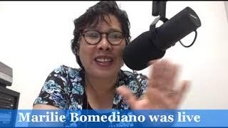 Marilie Bomediano was live  2021 3 10