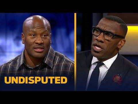 James Harrison on Antonio Brown's future with Steelers, talks Big Ben & Tomlin   NFL   UNDISPUTED