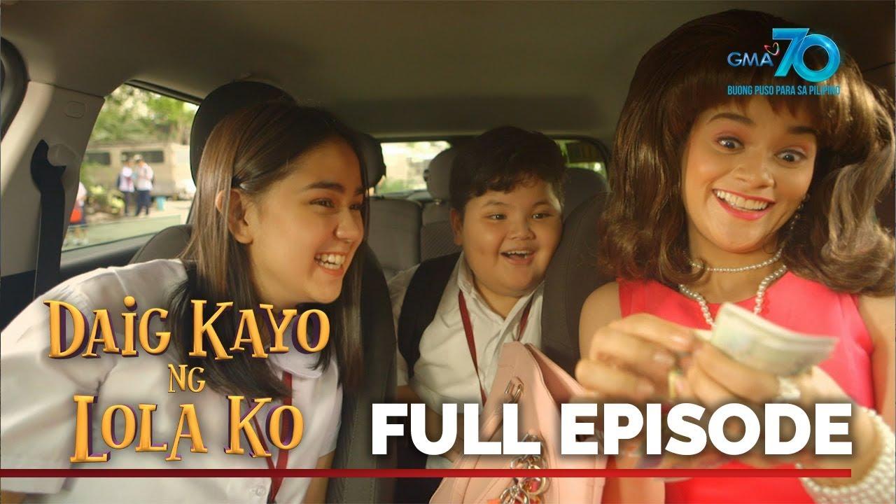 Download Daig Kayo Ng Lola Ko: Kring bonds with her Download Mommy | Full Episode 2
