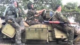 Последнее видео с Андреем Стениным Ополченцы, ЛНР, ДНР, Новороссия