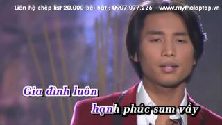 Karaoke Full HD 1080 - Câu chuyện đầu năm - Đan Nguyên - Mỹ Tho Laptop
