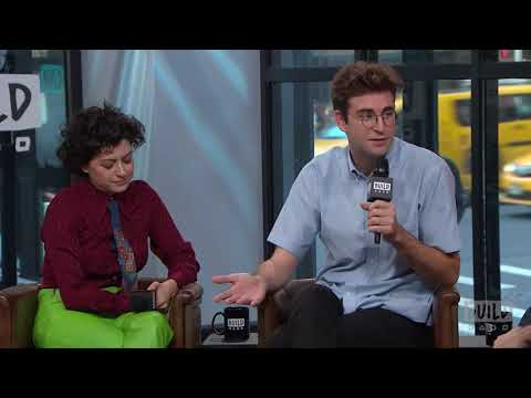 "Alia Shawkat & John Reynolds On Season Two Of ""Search Party"""