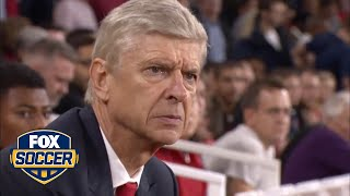 Players say goodbye as Arsene Wenger announces upcoming departure from Arsenal | FOX SOCCER