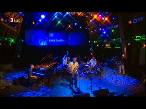 Green, Wind, Wilson Trio with Potter, Strickland - JazzBaltica, Salzau, Germany, 2010-07-04