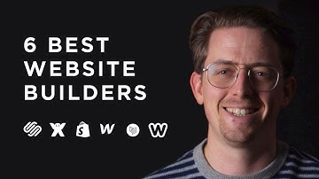 The 6 Best Website Builders! [2020]