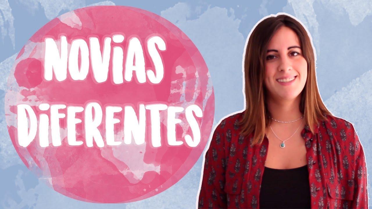 VESTIDOS DE NOVIA ORIGINALES | Opciones para marcar la diferencia ...