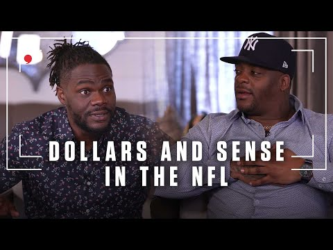 Tommie Harris, Clinton Portis and Jack Brewer talk money
