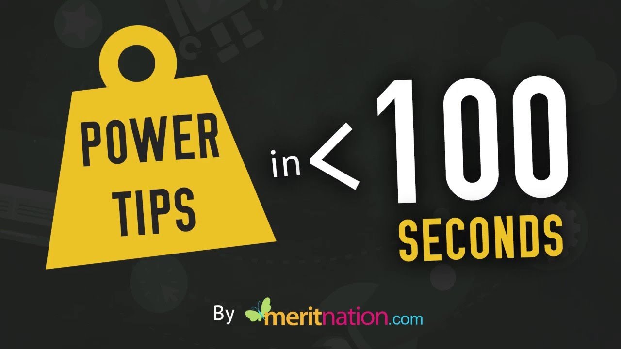 Power tips in less than 100 seconds - CBSE Class XII : Business Studies -  HOTS & Case Study