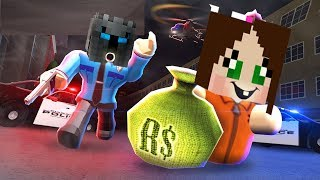 PopularMMOs Pat and Jen  Minecraft ROBBERY CHALLENGE [EPS9] [2]