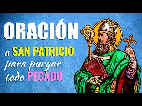 🙏 Oración a San Patricio para PURGAR Y LIMPIARME de mis PECADOS 😰