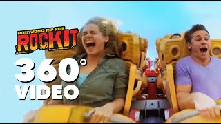 Universal 360° Rides |  Hollywood Rip Ride Rockit