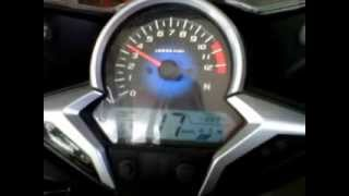 CBR250 bore up 300cc and using Speedsparks Piggyback by HKU racing Indonesia