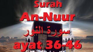 2002/10/29 Ustaz Shamsuri 110 - Surah An Nuur ayat 36-46 NE3