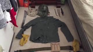 Halls of Horror Jason Part 6 costume review