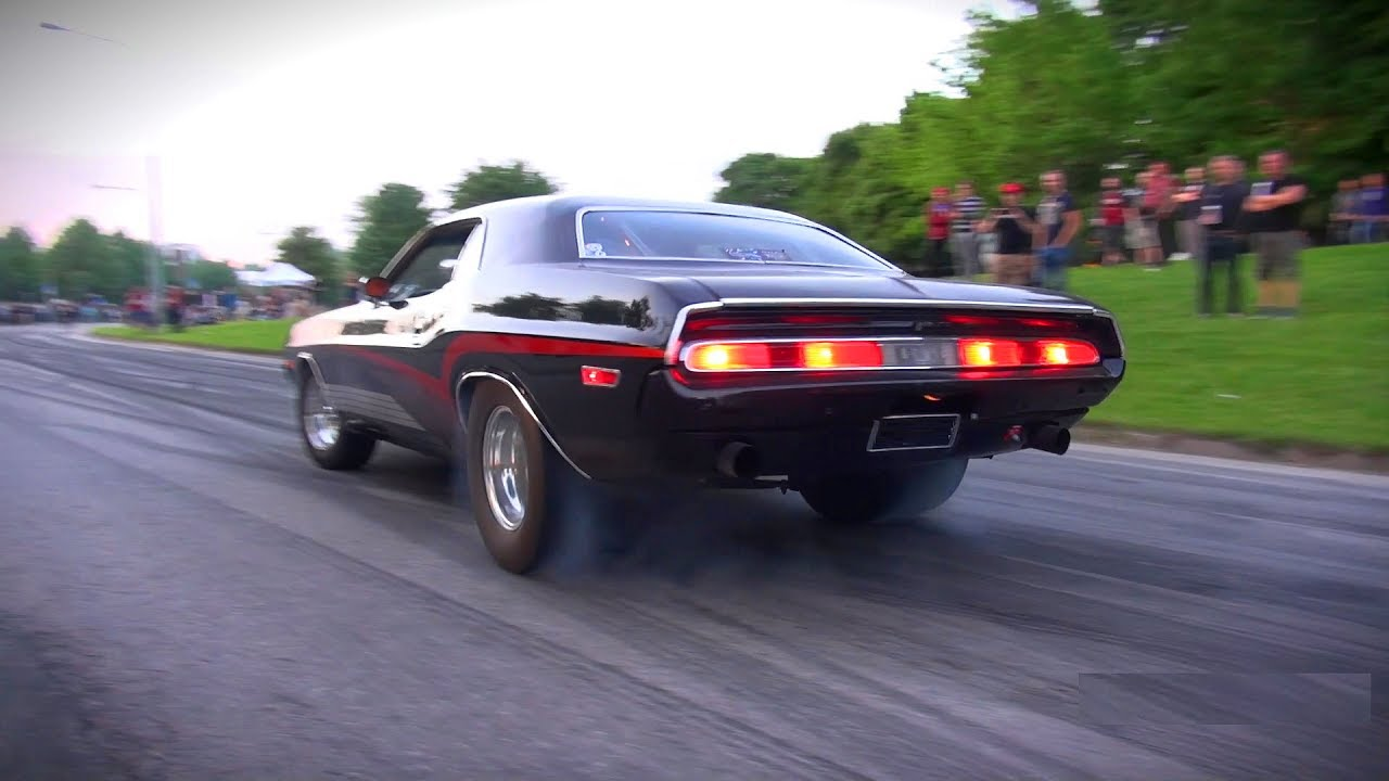 1970 dodge challenger drag - photo #38