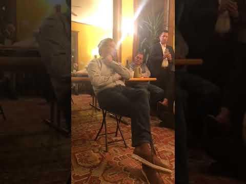 Petro En Washington D. C. Hablando De Su Campaña Primera Parte