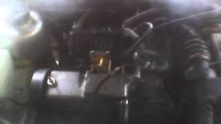 Проблема с двигателем, троит, дымит, свечи в антифризе(, 2014-06-11T16:20:16.000Z)