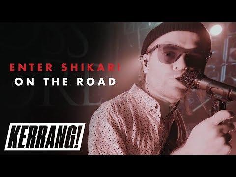 ENTER SHIKARI: On The Road in Japan (Exclusive Behind The Scenes)