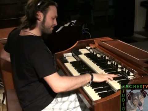 Hammond A100 + Leslie 147