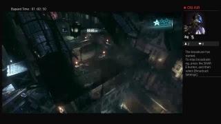 Batman arkham knight glitchs