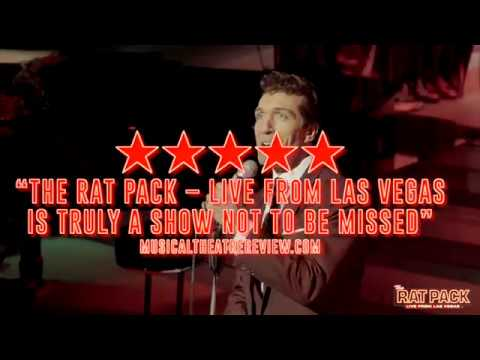 The Rat Pack Live from Las Vegas - Theatre Royal Haymarket