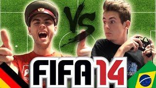 ►FIFA 14◄ Brazília vs Nemecko ● Expl0 vs Matúš [SK HD]