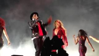 "Beyoncé & Jay-Z ~ ""Ring The Alarm/On To The Next One"" live at Gillette Stadium 7/1/14"