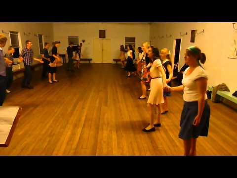 Queensland Backstep (Australian Bushdance)