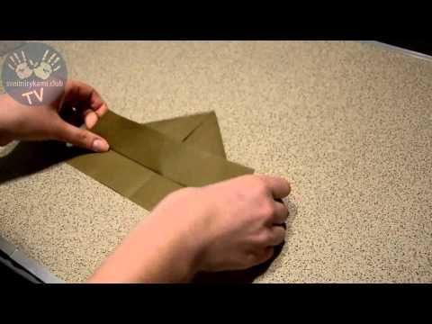 Как сделать кораблик из бумаги своими руками пошаговая инструкция для детей How to Make a Paper Boat