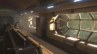 Alien Isolation 4K UltraHD Gtx 980 Ti Ultra Settings!! Fps Gameplay